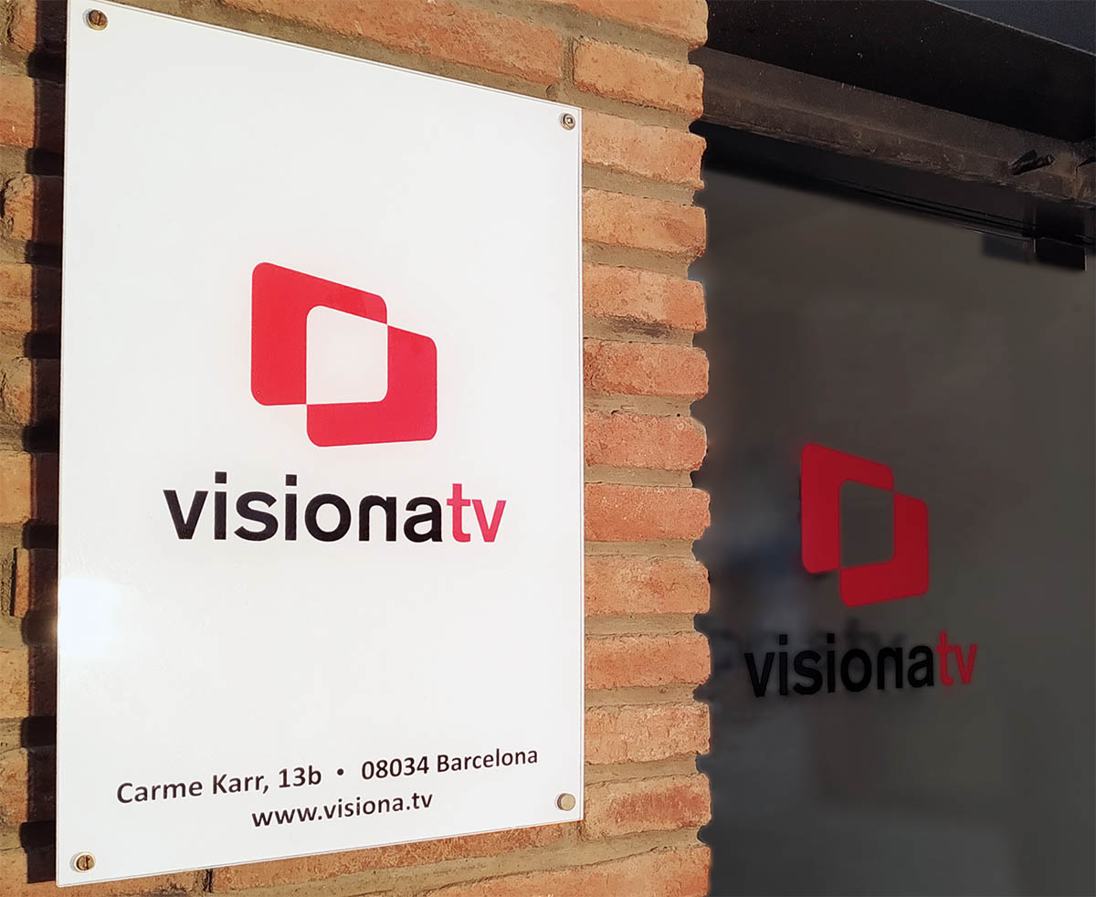 Visiona TV - Plaça