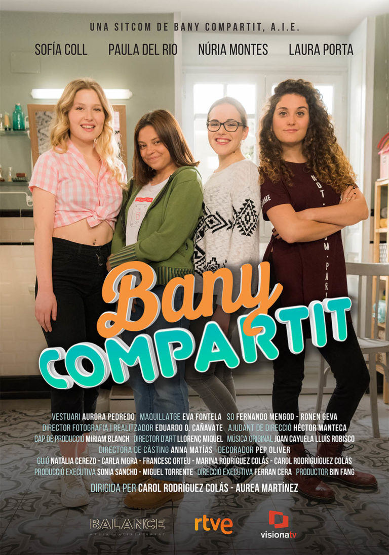 Visiona TV - Bany Compartit